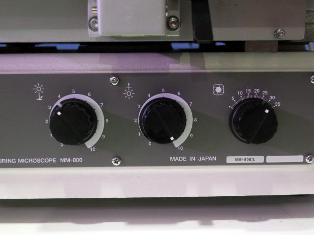 測定顕微鏡 MM-80