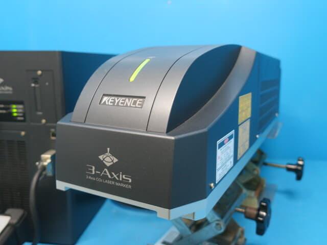 KEYENCE 3AxisCO2 Laser Marker ML-Z9510T