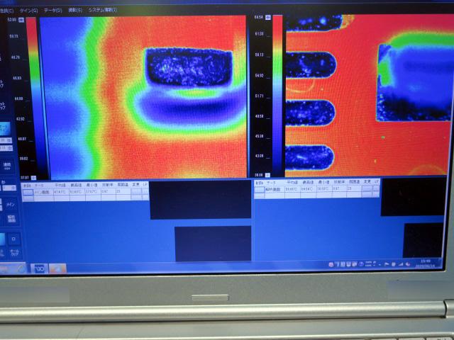 ヴュオールイメージング 顕微鏡サーモグラフィ MCRシリーズ