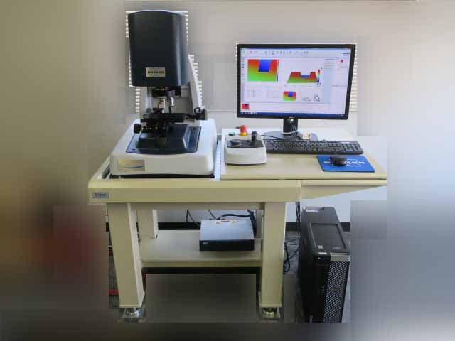 ブルカー 3次元白色光干渉型顕微鏡 contourGT-K