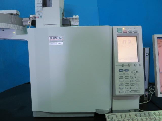 SHIMADZU Gaschromatoglaphy GC-2010plus