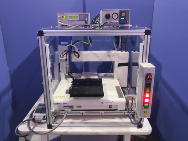 武蔵エンジニアリング 卓上ロボット SHOTMASTER300