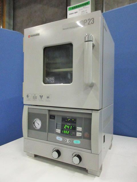 ヤマト科学 角型真空定温乾燥機 DP23