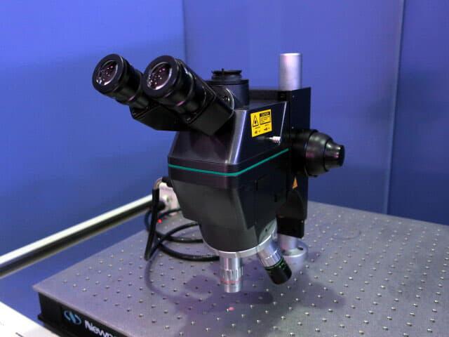 ミツトヨ レーザー加工機用顕微鏡ユニット FS