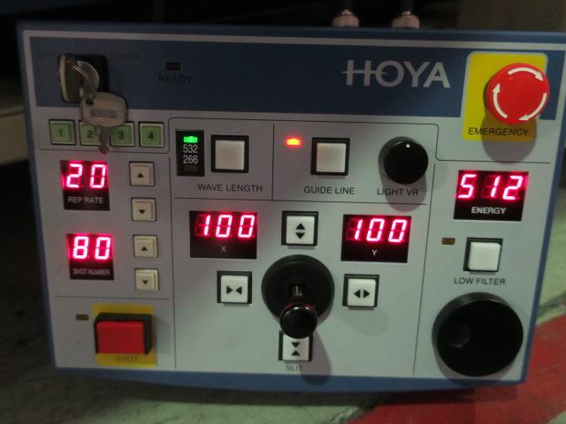 HOYA UVレーザ WT-150