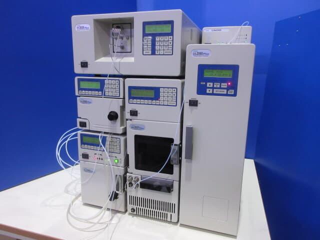日本分光 高速液体クロマトグラフ LC-2000plus