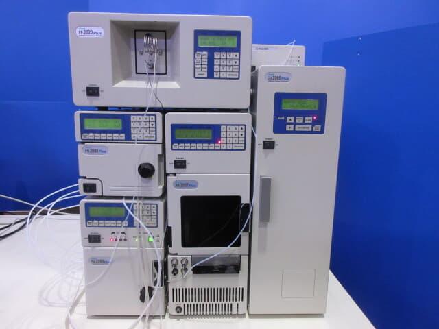 JASCO HPLC LC2000plus