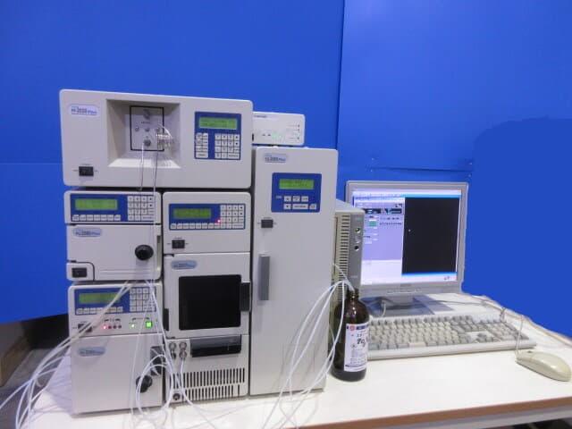 JASCO Corporation 高速液体クロマトグラフ lc2000plus