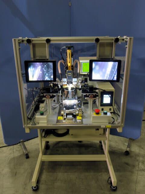 日本アビオニクス FPC LCD接合装置 NA-N1115 パルスヒート