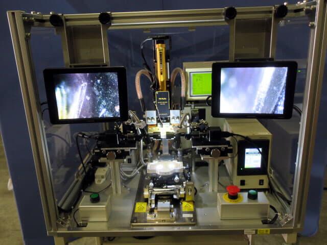 日本アビオニクス fpc lcd接合装置 na-n1115 パルスヒート電源