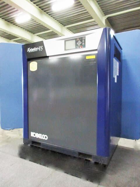 kobelco Screw compressor vs410ad