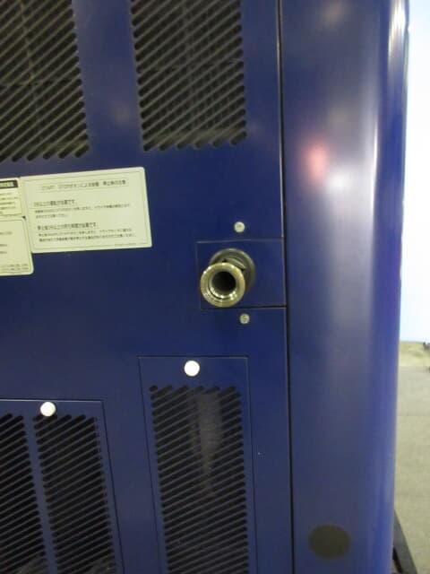 コベルコ 給油式コンプレッサー VS410AD