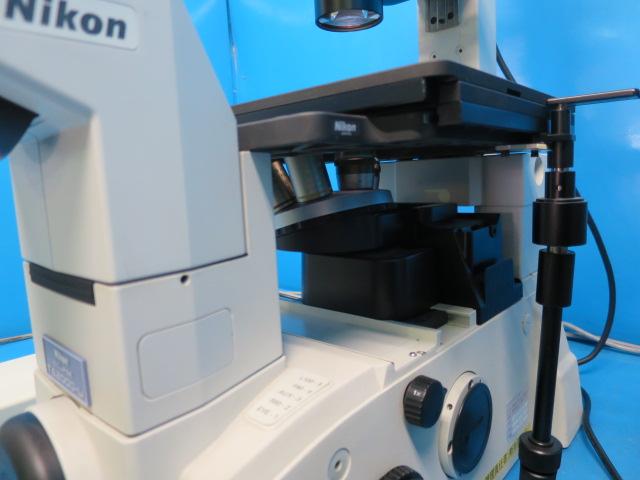 位相差観察顕微鏡 倒立顕微鏡