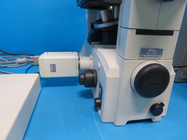 生物顕微鏡 倒立顕微鏡