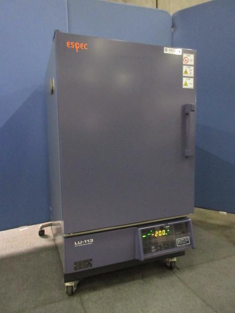 エスペック Constant Climate Cabinet LU-114