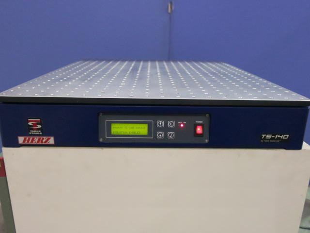 ヘルツ アクティブ微小振動制御システム TS-140