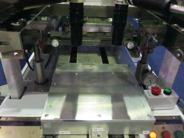 ニューロング精密工業 スクリーン印刷機 LS-150
