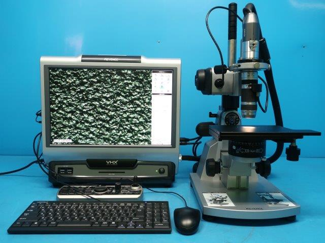 キーエンスデジタルマイクロスコープ VHX-700