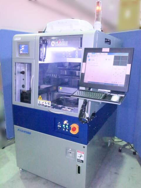 武蔵エンジニアリング 全自動多目的ディスペンサー FAD2500