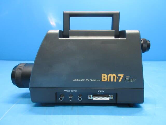 Topcon Luminance Colorimeter BM-7fast