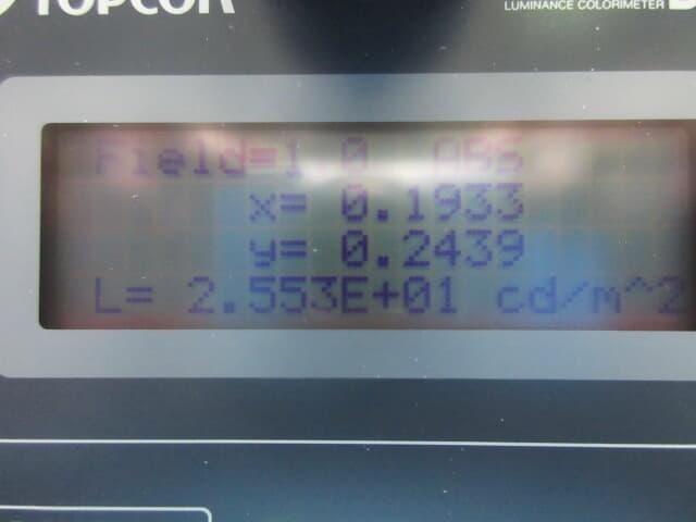 とぷこん 輝度計測 bm7 bm-7 bm-7fast
