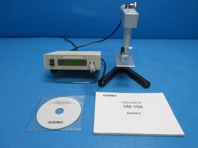 SECONIC viscometer VISCOMATE vm-10a-h