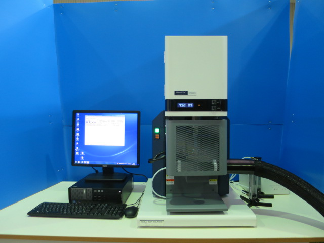 日立ハイテクサイエンス 熱機械分析装置 TMA7100