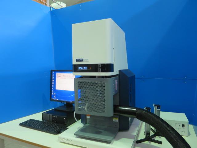 日立ハイテクサイエンス 熱機械分析装置 TMA7000