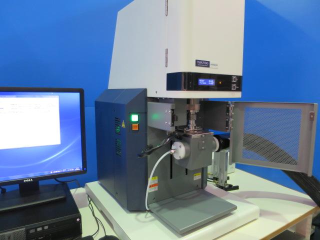 日立ハイテク 中古熱分析装置 TMA7000