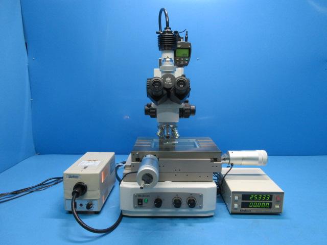 Union High-precision non-contact depth measuring microscope HISOMET Ⅱ