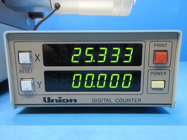 ユニオン光学 高精度非接触段差測定装置 hisometⅡ dh2