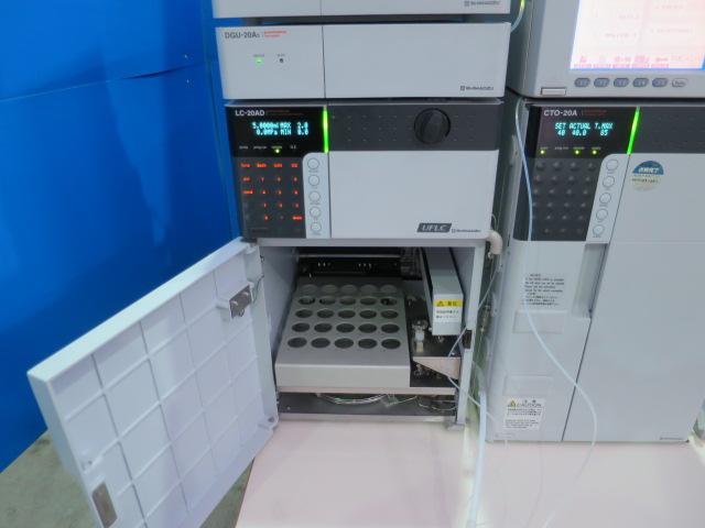 島津 分析機械 hplc LC 蛍光検出器
