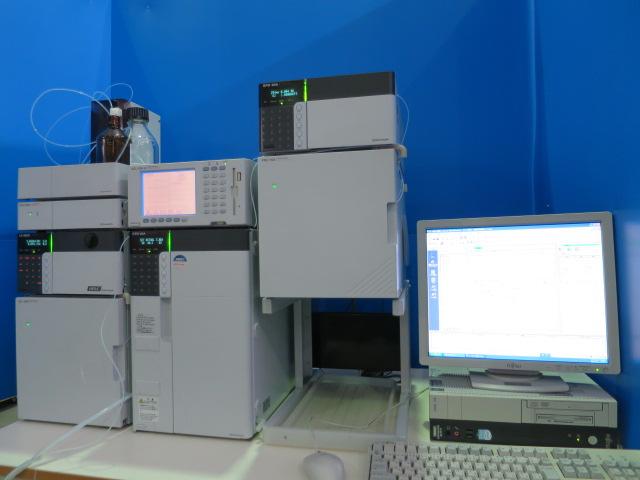 液体クロマト GPCシステム LCー20AD SCL-10Avp
