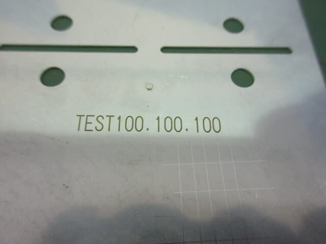 キーエンス グリーン3AxisYVO4SHGレーザマーカ MD-S9900A