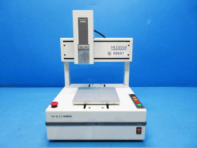musashi engineering desk robot shot mini