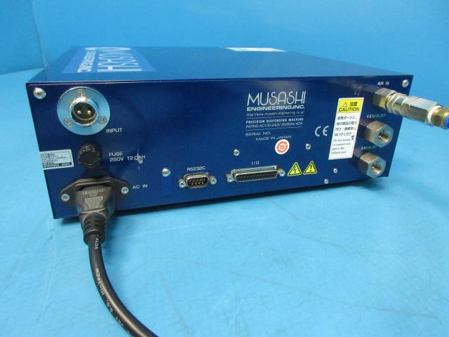 武蔵エンジニアリング 全機能デジタルコントロールディスペンサ superΣDmⅡ