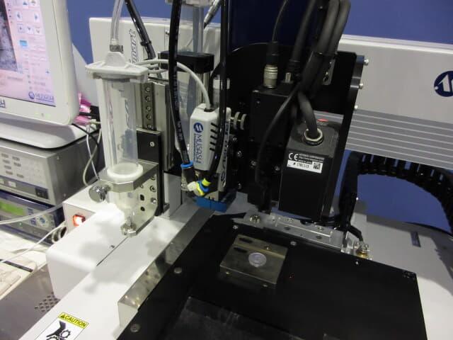 武蔵エンジニアリング 卓上型塗布ロボット SHOTMASTER 300
