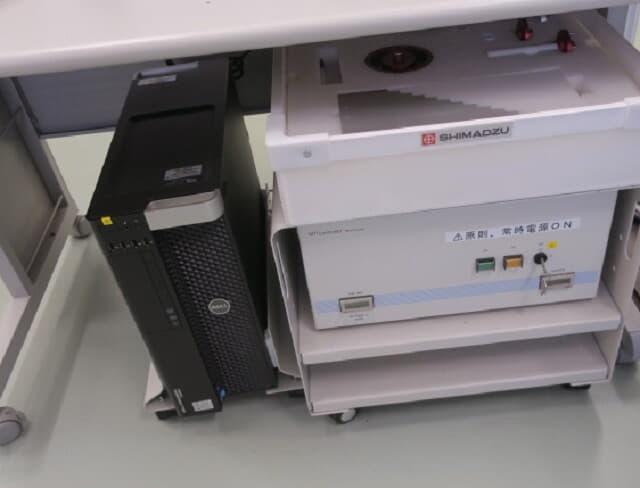 島津製作所 マイクロフォーカスX線CTシステム SMX-225CT FPD