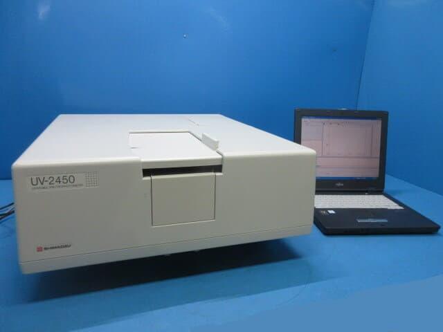 SHIMADZU UV-VIS Spectrophotometer