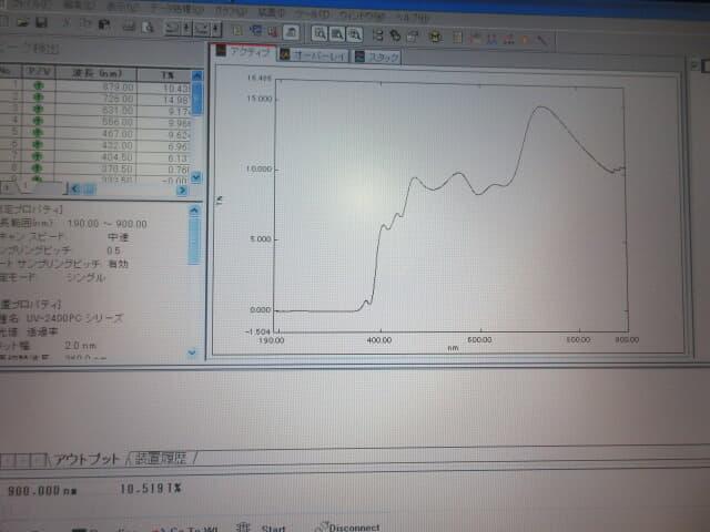 分光計 紫外可視 吸光光度計