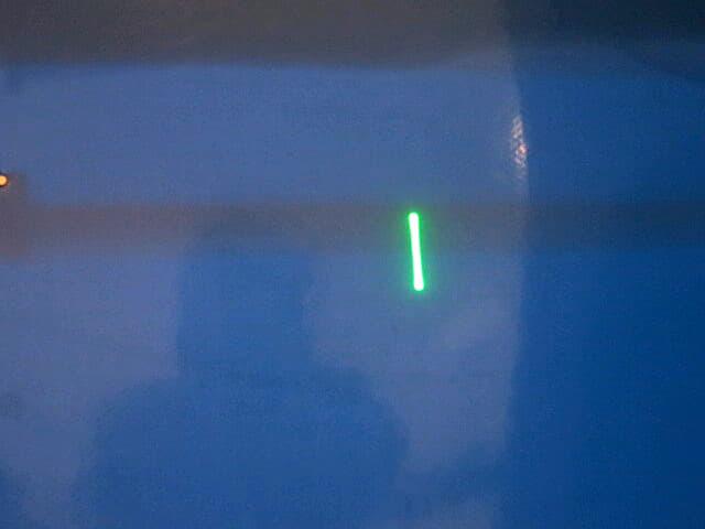 新日本空調 レーザーシート光源 パラレルアイe