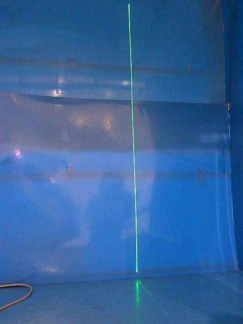 新日本空調 微粒子可視化システム パラレルアイE