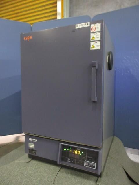 エスペック ライトスペック恒温器 lu-113