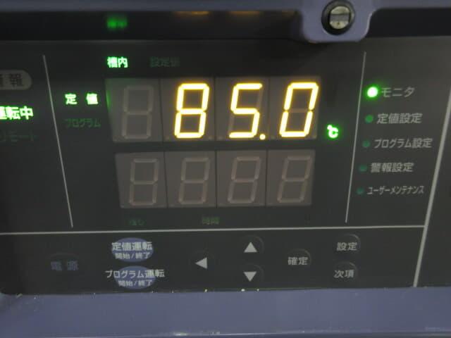エスペック ライトスペック恒温器 LU-114 中古