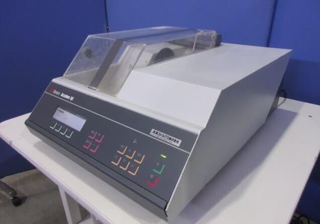 丸本ストルアス 切断装置 Accutom-50