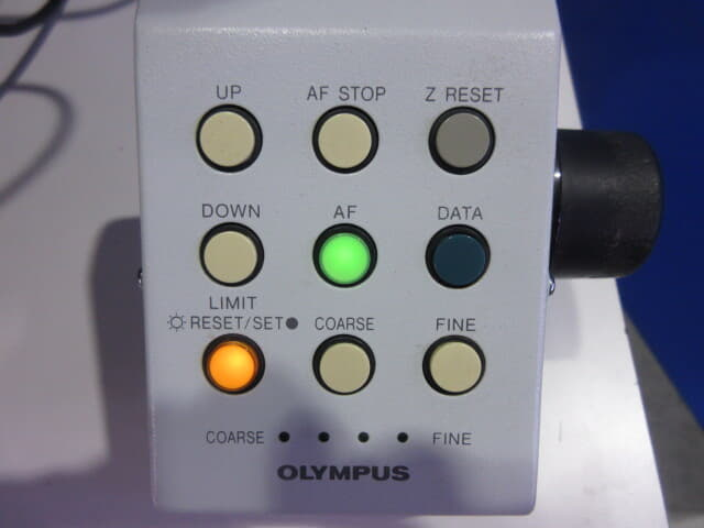 寸法測定 顕微鏡 オリンパス
