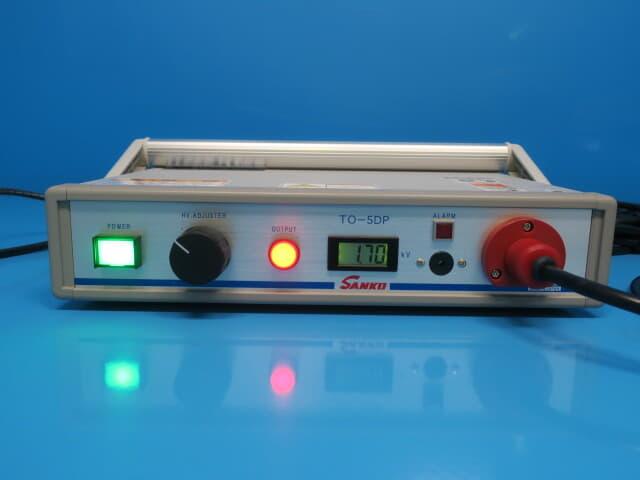 SANKO ELECTRONIC LABORATORY Pinhole and Holiday Detectors TO-5DP