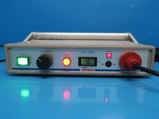 サンコウ電子研究所 ピンホール探知器 TO-5DP