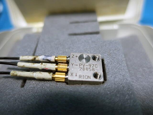 RION General-purpose Vibration Meter VM-83