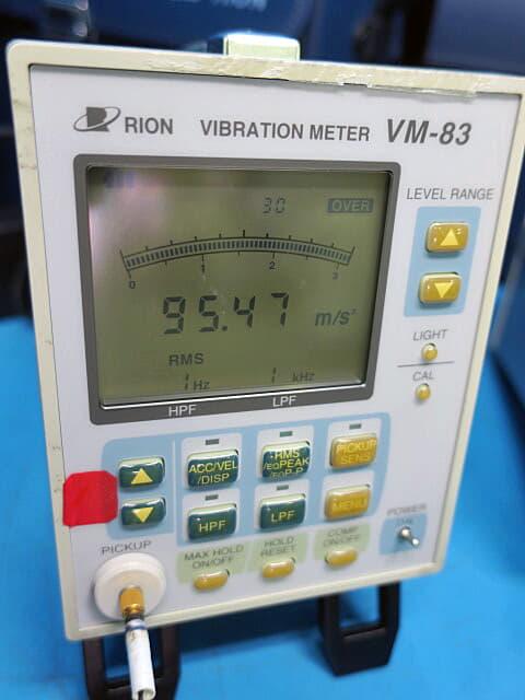リオン 3方向圧電ピックアップ PV-97C